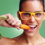 Q&A Monday: Will eating carrots improve your eye health?