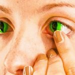 Want Scary Eyes for Halloween? What You Need to Know About Decorative Contacts